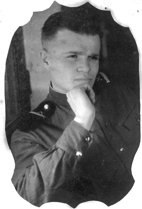 1958 р. Із часів служби в армії