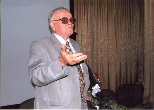 У дорозі до вас... Останнє слово М.Братана на 75-річному ювілеї в обласній бібліотеці ім. Олеся Гончара. 2010 р.