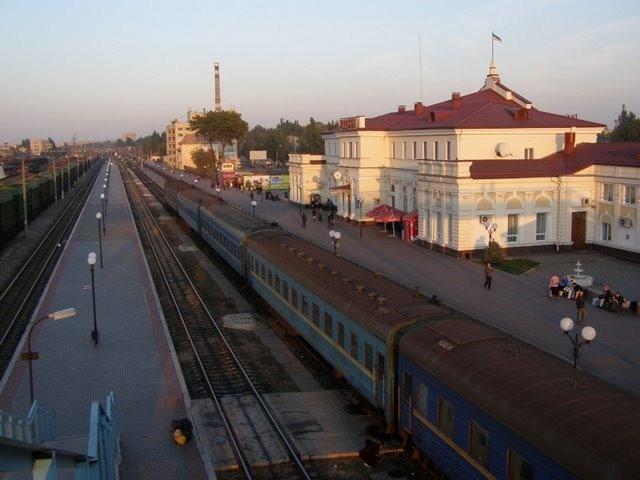Потяги Укрзалізниці з'єднали Херсон з Конотопом і Сумами