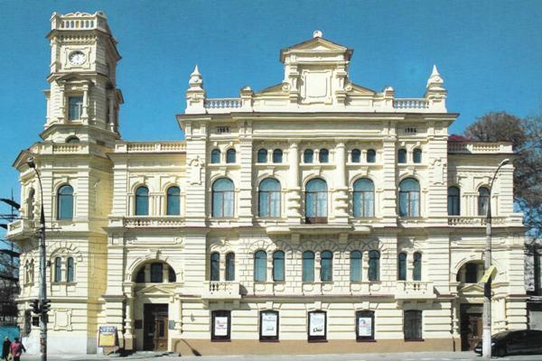 Архитектурные памятки в городе Херсоне.: http://krai.lib.kherson.ua/ru-pam_kherson.htm