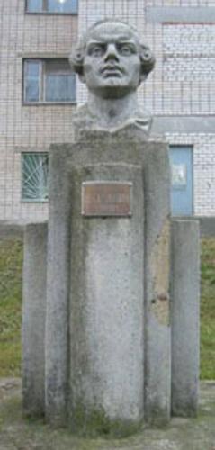 Пам'ятник Д. Самойловичу в Миколаєві